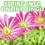 Spring into online bingo!